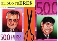 Griñán/Valderas. Dúo tijERE$