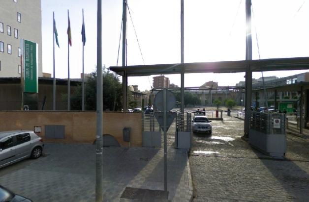 Sede de la Consejería de Agricultura, Pesca y Medio Ambiente. Calle Tabladilla. (SEVILLA)